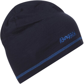Bergans Wool Beanie dark navy/strong blue
